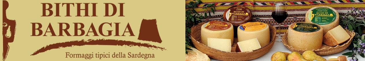 Bithi di Barbagia cheeses and typical products from Sardinia Pecorino Cheese